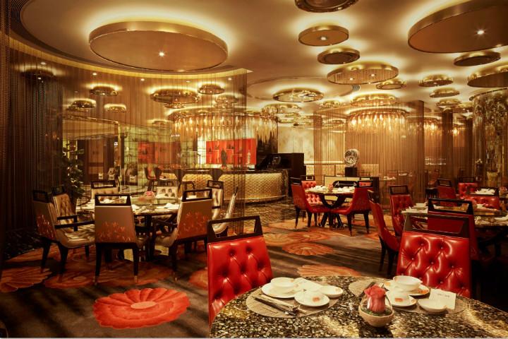 The interiors of Feng Wei Ju