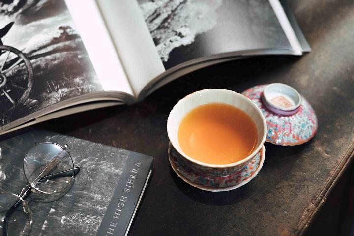南投獨產的日月潭台茶18號紅茶