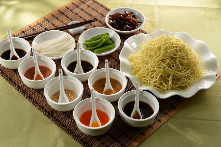 上海冷麵 (圖:功德林)