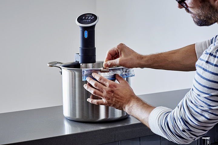 Anova's Precision Cooker. Photo credit: Anova.