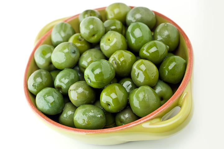 義大利利貝拉迪橄欖(Cerignola)。