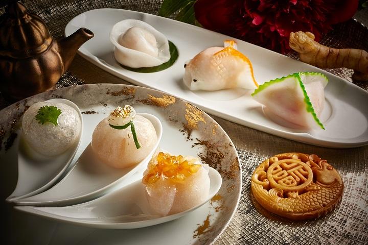 香港都爹利會館的手工點心極受歡迎,倫敦店亦會以點心作為主打。