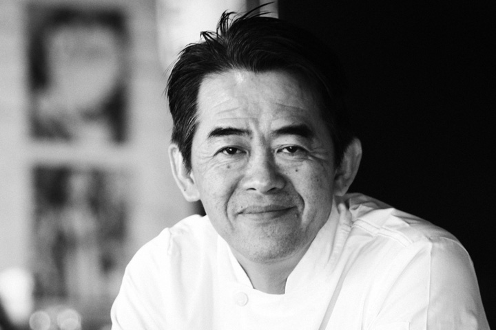 Chef Peter Cuong Franklin.