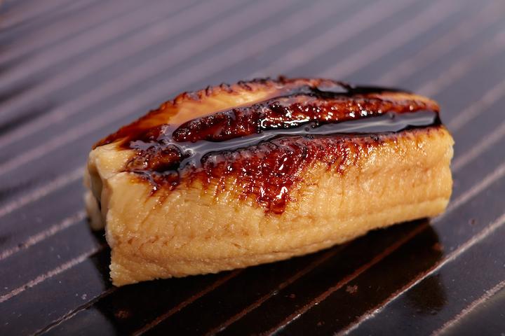Anago sushi from Sushi Shikon