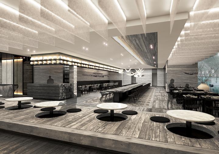 Jungsik 位於首爾仁川國際機場的餐廳,供應南韓和北韓的菜式,將於本年底開幕。