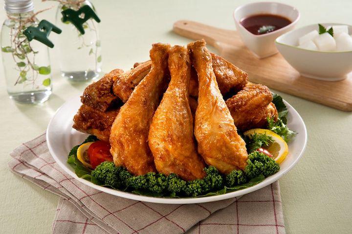 TwoTwo的炸雞擁有相當長的歷史,是經典韓國美味。照片來源:TwoTwo Chicken