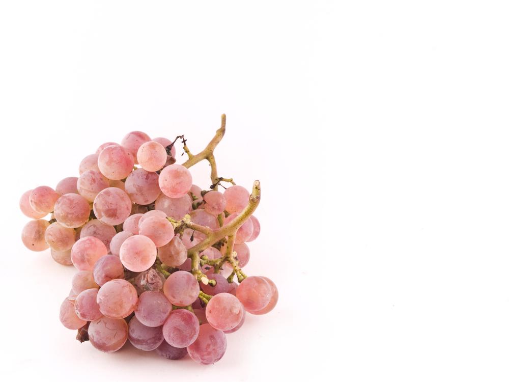 用来制作玫瑰红酒的葡萄。