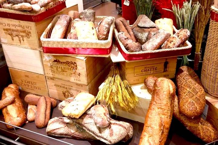 Monsieur CHATTÉ 售賣各式法國美食。照片來源:Monsieur CHATTÉ
