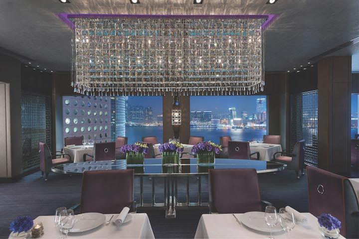 Pierre 環境高雅中帶現代化風格。(相片來源:香港文華東方酒店)