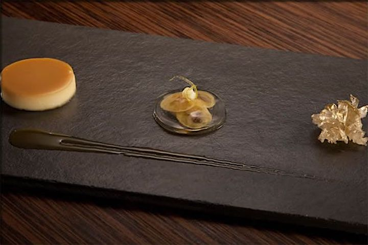 Chef Alex Atala's extensive research on priprioca, a native Brazilian ingredient, sees the aromatic root being used in sweet and savoury dishes.