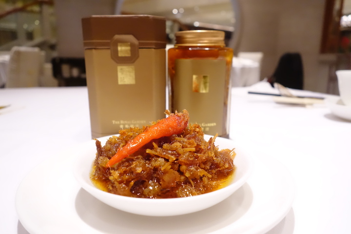 Ho's XO sauce is practically the summation of decades of his cooking experience.