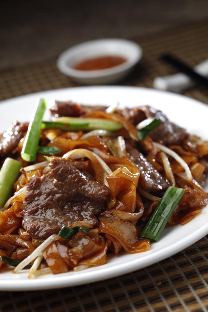 乾炒牛河是正斗另一為人津津樂道的美食。