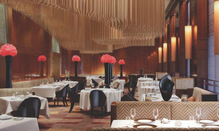 米芝蓮二星餐廳Amber