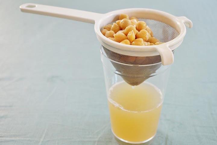Aquafaba 是浸泡鷹嘴豆的液體
